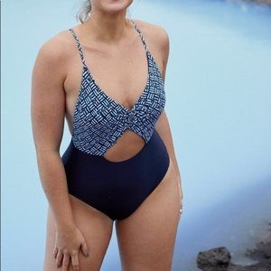 NWT Aerie cut-out one piece!